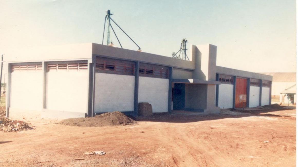 Filial em São Borja - 1990