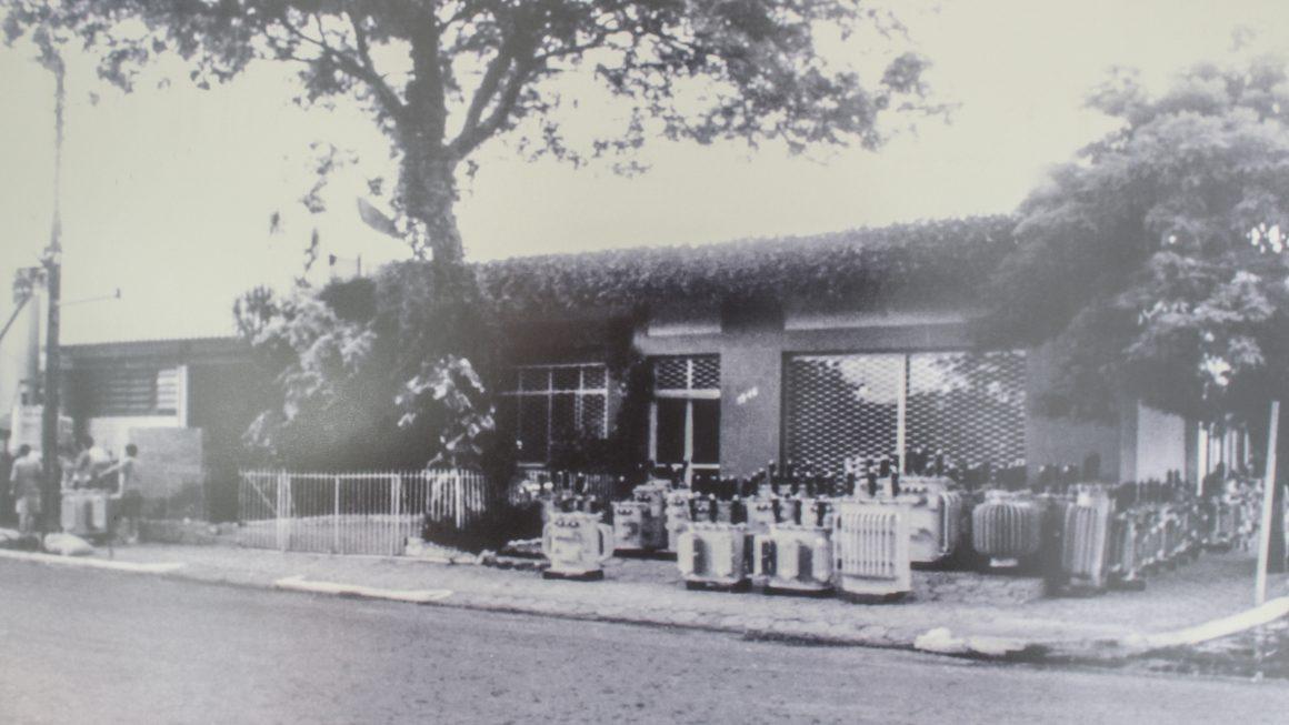 Segunda Sede Reformada - São Borja - 1996