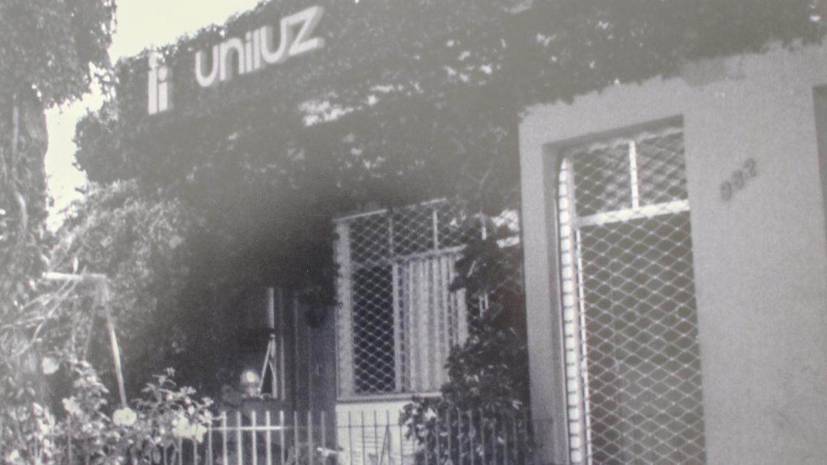 Segunda Sede em São Borja- 1985 - Matriz